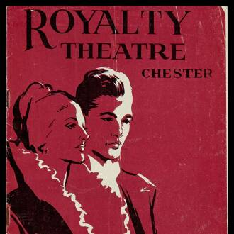 Royalty Theatre, Chester, March 1953