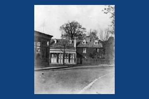 The Olde Leather Bottle, Kingston Road, Merton Park.