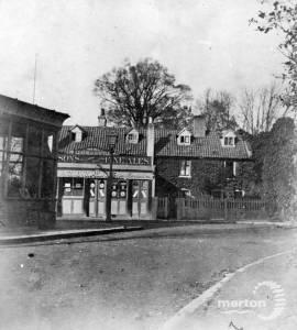 The Olde Leather Bottle, Kingston Road, Merton Park.