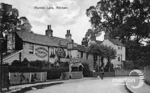 Surrey Arms, Morden Lane