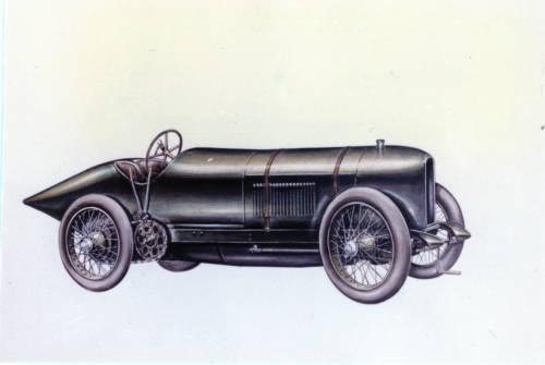 Hornstead's Benz