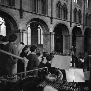 337 - Concert in Hereford Cathedral