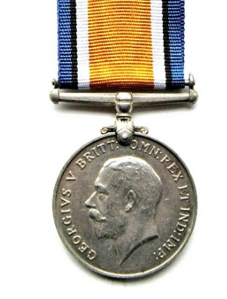 1914 - 19 British War Medal