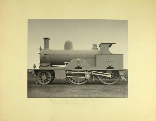 Locomotive no 300