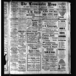 Leominster News - January 1914