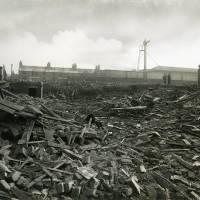 Canal Street, bomb damage, Blitz