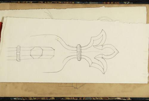 Page 47 of sketchbook 1
