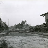 Berry Street, bomb damage, Blitz