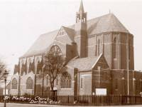 St. Matthew's Church, Durham Road, Raynes Park