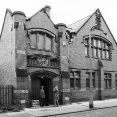 Charles Young Centre, Talbot Road, South Shields