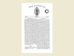 The Radleian 1867 - No.12 June