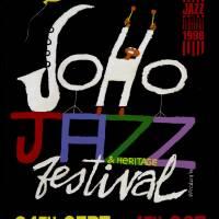 Soho Jazz Festival Posters