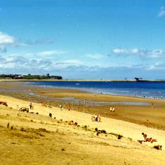 Publicity for South Shields Beaches