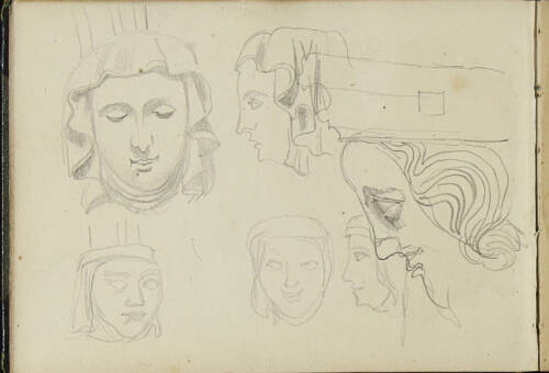Page 5 of sketchbook 2