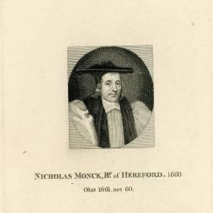 Bishop Nicholas Monck, c1610-61