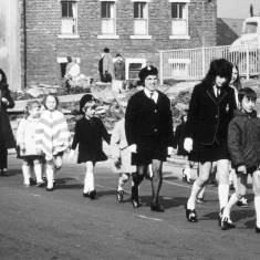 Jarrow, Good Friday, 1971