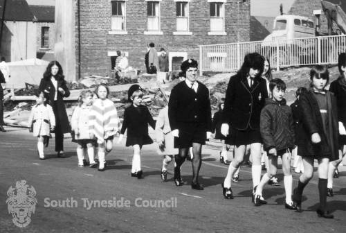 Jarrow, Good Friday, 1971