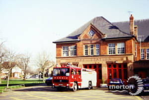 Fire Station, Lower Green West