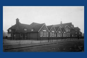 Fortescue Road School, Mitcham