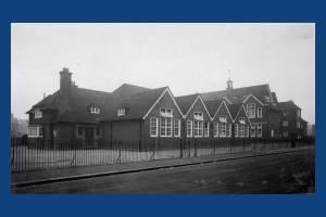 Fortescue Road School, Mitcham