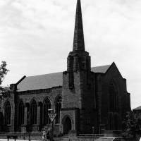 Welsh Chapel, Corner of Trinity Road & Stanley Road, Bootle, 1987