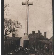 The War Memorial, South Shields