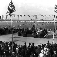Opening of the South Foreshore