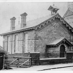 St Saviour's  Church schoolroom, Mortomley.
