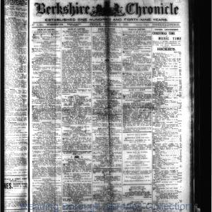 Berkshire Chronicle Reading 12-1919