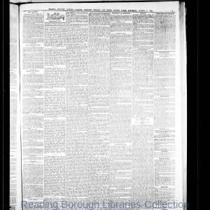 Reading Mercury Oxford Gazette 08-1914