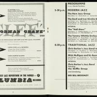 National Jazz Federation Royal Festival Hall - 1955 005