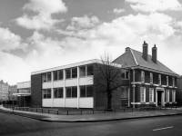 Mitcham Library, New extension