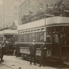 South Shields Corporation Tram