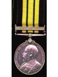 Africa General Service Medal 1902