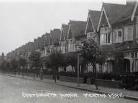 Chatsworth Avenue, Merton Park