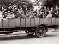 Staff outing, Wimbledon Borough Council