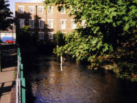 Merton Mill, Wandle Bank, Colliers Wood