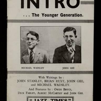 Jazz Times Bulletin