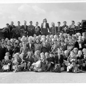Grenoside School Outing 1948-49