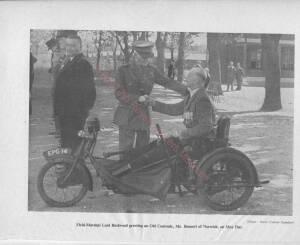 12th Lancers, 1947 Dec