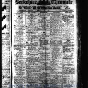 Berkshire Chronicle Reading 06-1918