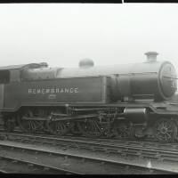 "Steam locomotive 333 ""Remembrance"""