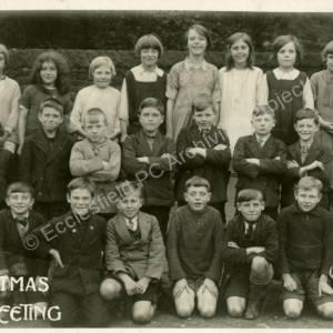 Grenoside Junior School class c1930