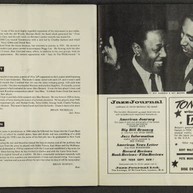 Norman Granz' Jazz at the Philharmonic First British Tour 1958 009