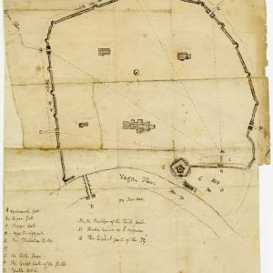 An exact survey of the city of Hereford 1716