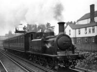 Train, Mitcham Junction Station