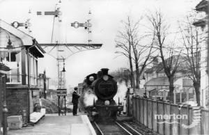 Beddington Lane Station, Mitcham
