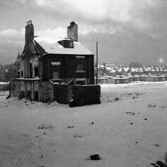 Lone House, Possibly Saville Street, South Shields