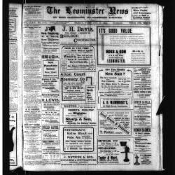 Leominster News - February 1914