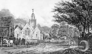 Old Church, Mitcham